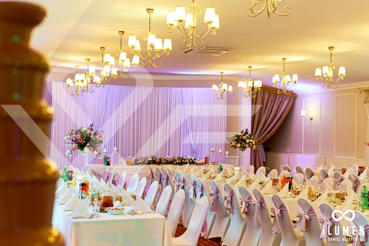 fontanna czekolady na wesele