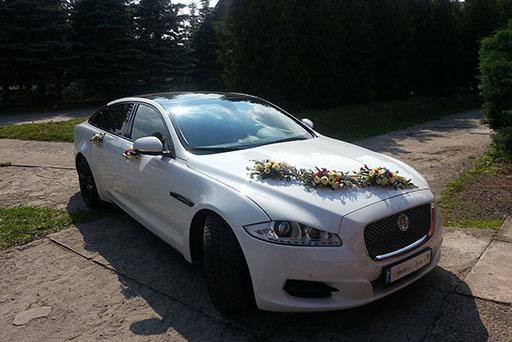 Samochód do ślubu