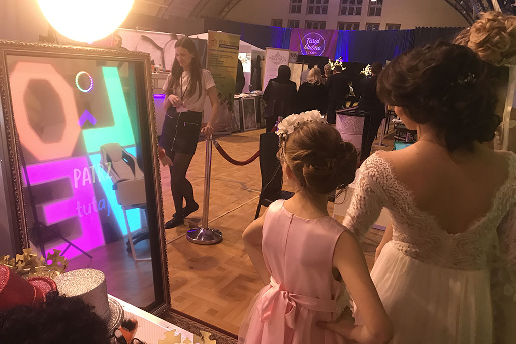 fotolustro na wesele